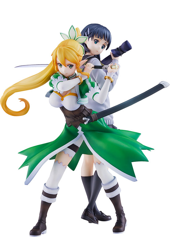 Sword Art Online UNION CREATIVE Leafa & Kirigaya Suguha set