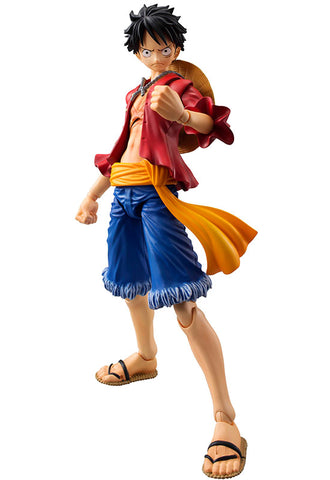 One Piece MEGAHOUSE Variable Action Heroes Monkey D Luffy (3rd Repeat)