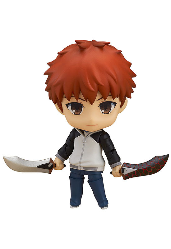 555 Fate/stay night [ Unlimited Blade Works ] Nendoroid Shirou Emiya (re-run)