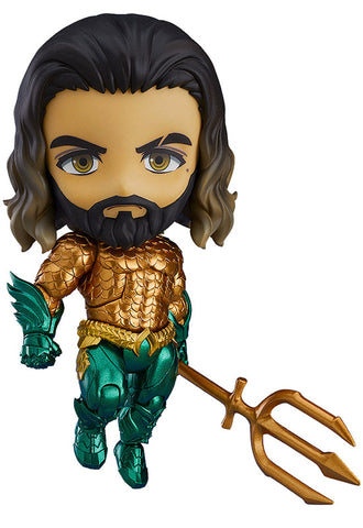 1190 Aquaman Nendoroid Aquaman: Hero's Edition