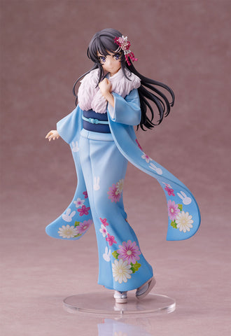 Rascal Does Not Dream of Bunny Girl Senpai ANIPLEX MAI SAKURAJIMA Kimono ver 1/7 scale figure