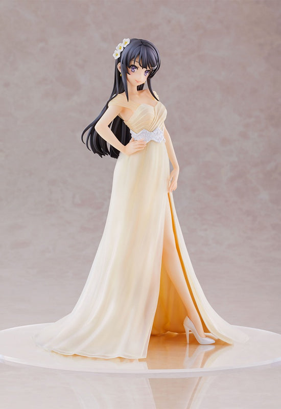 RASCAL DOES NOT DREAM OF DREAMING GIRL Aniplex MAI SAKURAJIMA WEDDING VER 1/7SCALE FIGURE
