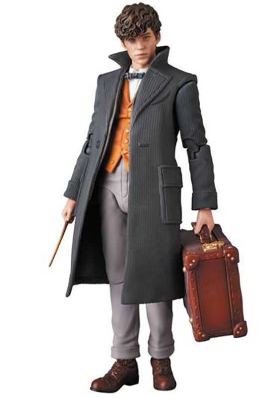 Fantastic Beasts: The Crimes of Grindelwald MEDICOM TOYS MAFEX Newt