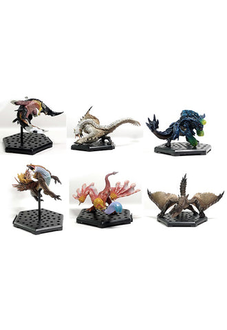 MONSTER HUNTER CAPCOM CFB Monster Hunter Standard Model Plus Vol.16 (Set of 6 Characters)