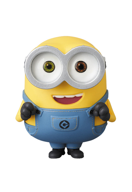 TAKE A MINION MULTPLY IT BY 3 MEDICOM UDF MINIONS BOB