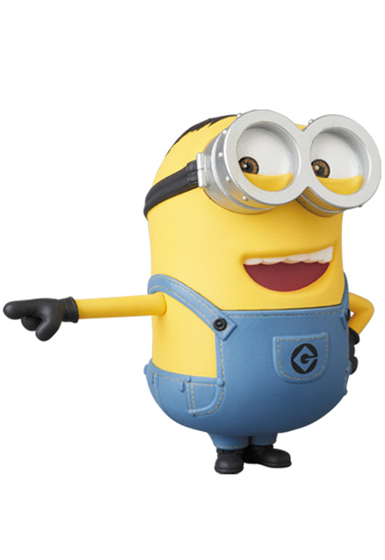 TAKE A MINION MULTPLY IT BY 3 MEDICOM UDF MINIONS DAVE