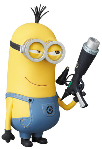TAKE A MINION MULTPLY IT BY 3 MEDICOM UDF MINIONS TIM