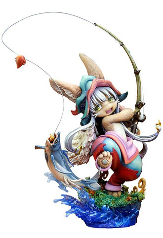 Made in Abyss QUES Q Nanachi Gankimasu Fishing