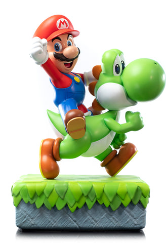 Super Mario First 4 Figures Mario And Yoshi STANDARD edition