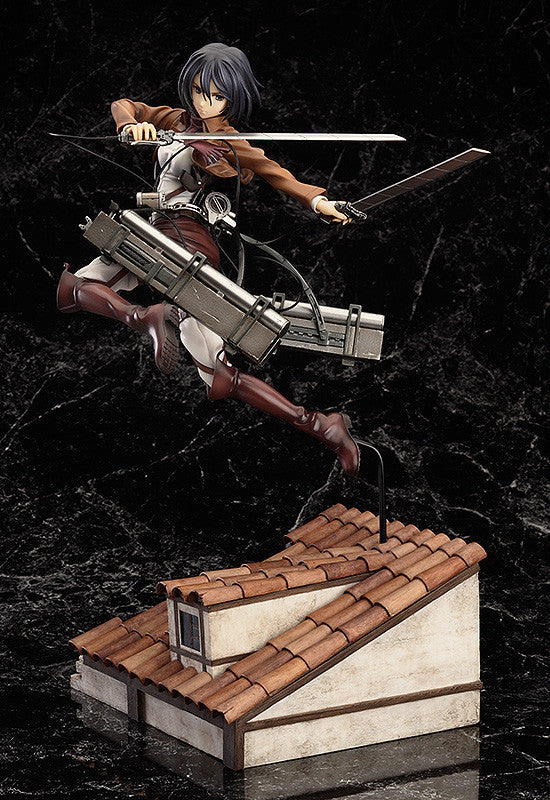 Attack on Titan Good Smile Company Mikasa Ackerman DX ver