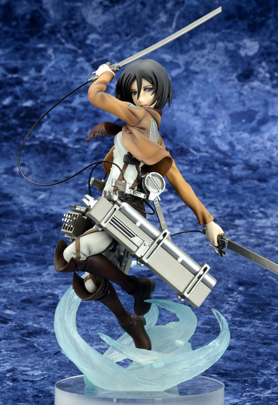 Attack on Titan Ques Q Mikasa Ackerman