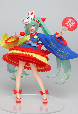 Hatsune Miku Taito Figure 2nd Season ~Summer ver.~