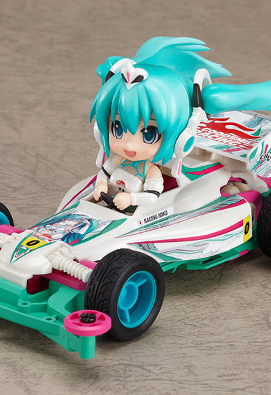 Racing Miku Nendoroid Petite Mini 4DW Racing Miku 2012 ver. drives Astut