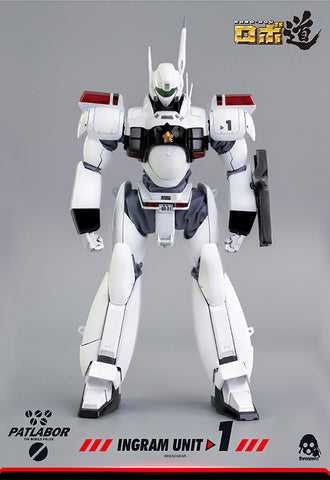 Mobile Police Patlabor threezeroX ROBO-DOU Ingram Unit 1 1/35 scale collectible figure