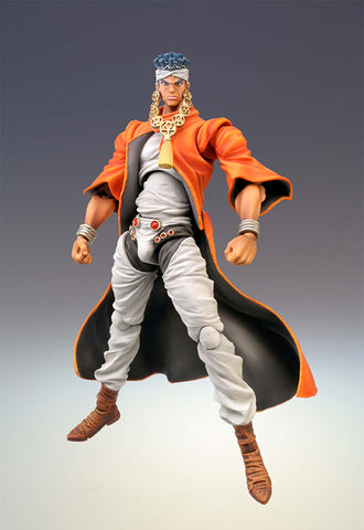 JOJO'S BIZARRE ADVENTURE Part3 Stardust Crusaders MEDICOS ENTERTAINMENT co.,ltd. Chozokado「Mohammed Avdol」(re-run)
