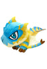 MONSTER HUNTER CAPCOM Monster Hunter Chibi plush toy Tigrex