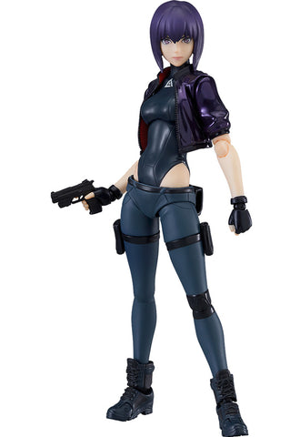 503 Ghost in the Shell: SAC_2045 figma Motoko Kusanagi: SAC_2045 ver.