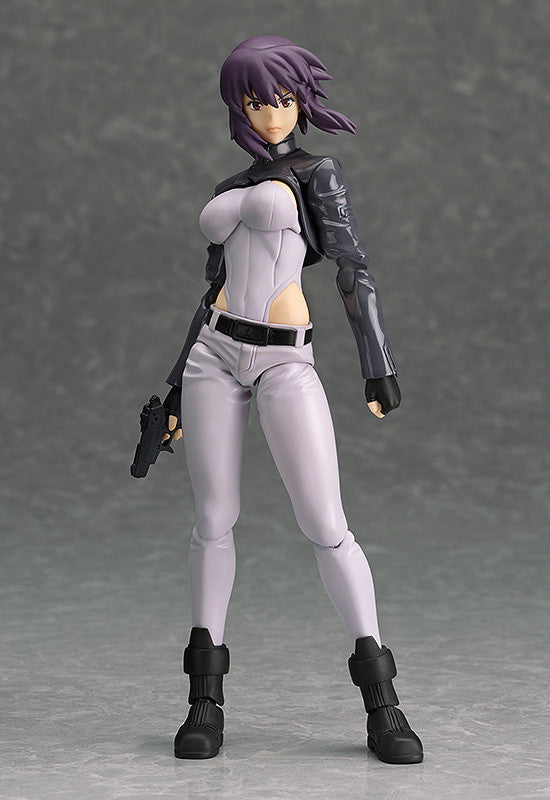 237 GHOST IN THE SHELL STAND ALONE COMPLEX figma Motoko Kusanagi: S.A.C.ver.