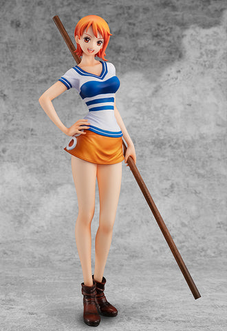 ONE PIECE P.O.P. MEGAHOUSE Playback Memories NAMI