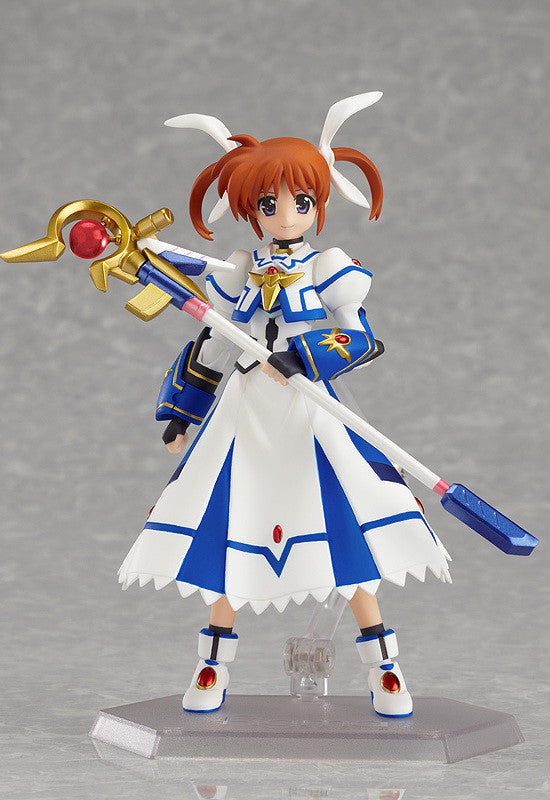159 Magical Girl Lyrical Nanoha The MOVIE 2nd A's figma Nanoha Takamachi Sacred Mode