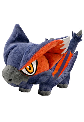 MONSTER HUNTER CAPCOM Monster Hunter Chibi plush toy Nargacuga