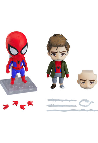 1498-DX Spider-Man: Into the Spider-Verse Nendoroid Peter Parker: Spider-Verse Ver. DX