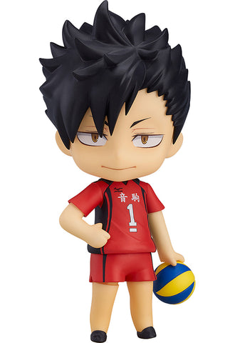 689 HAIKYU! 3rd Season Nendoroid Tetsuro Kuroo (re-run)