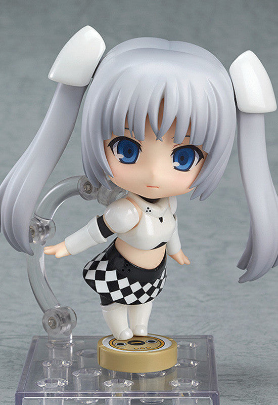 406-a Miss Monochrome -The Animation- Nendoroid Miss Monochrome