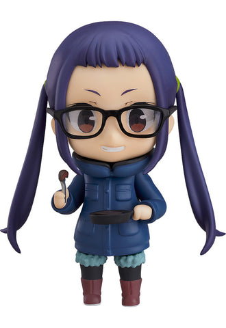 1266 Laid-Back Camp Nendoroid Chiaki Ogaki (re-run)