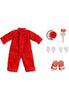 Nendoroid Doll Good Smile Company Nendoroid Doll: Outfit Set (Colorful Coveralls - Red)