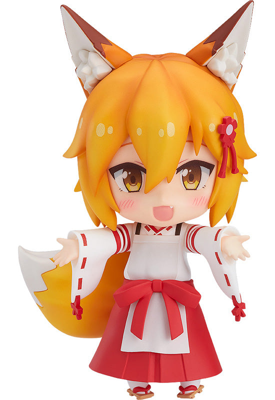 1271 The Helpful Fox Senko-san Nendoroid Senko