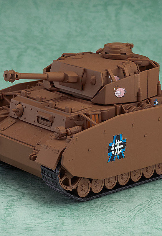 Girls und Panzer GOOD SMILE COMPANY Nendoroid More: Panzer IV Ausf. D (H Spec)