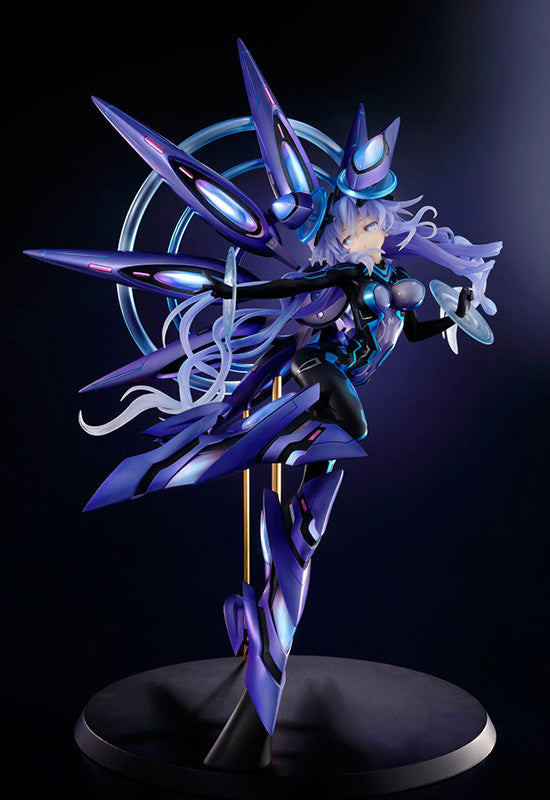 New Dimension Game Neptunia VII VERTEX Next Purple 1/7