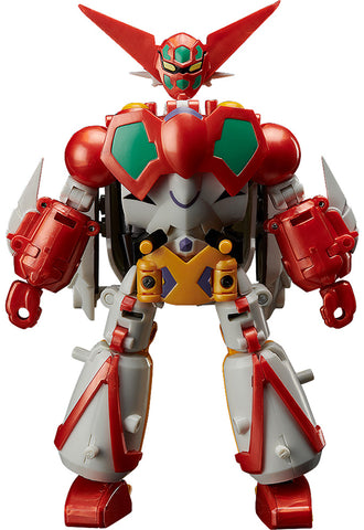 New Getter Robo FREEing Dynamic Change: New Getter Robo