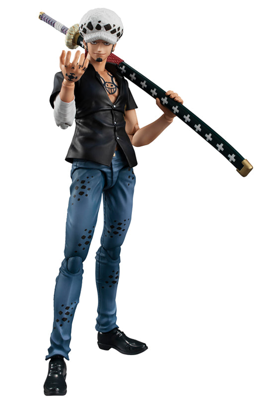 OME PIECE  MEAGHOUSE Variable Action Heroes Trafalgar Law Ver.2
