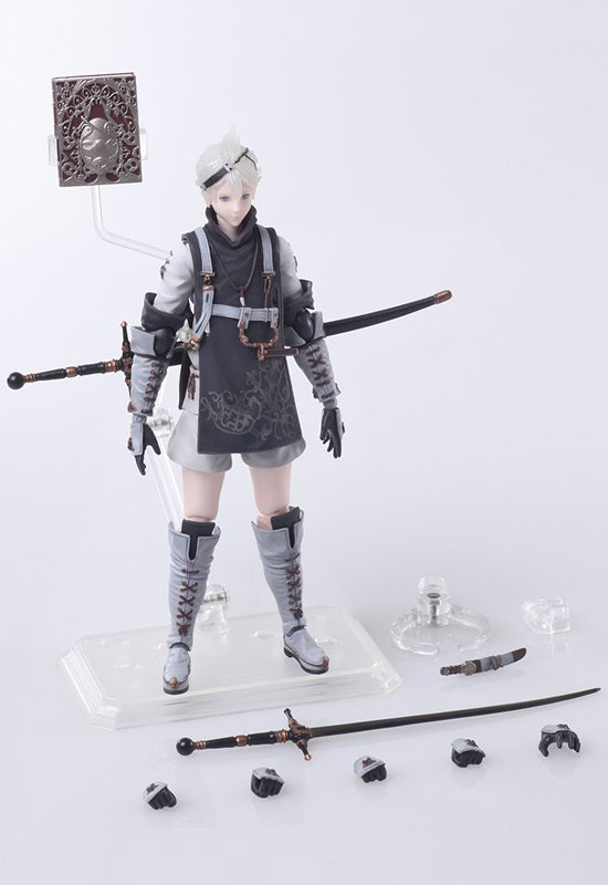 NieR Replicant ver.1.22474487139... Square Enix BRING ARTS™ Action Figure YOUNG PROTAGONIST