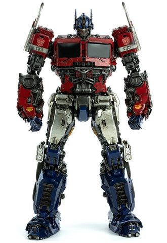 TRANSFORMERS BUMBLEBEE Hasbro x ThreeA OPTIMUS PRIME DLX Scale Collectible Series