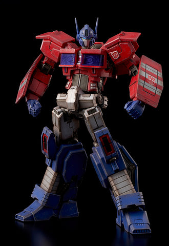 TRANSFORMERS Flame Toys Furai Action Optimus Prime (IDW ver) (repeat order)