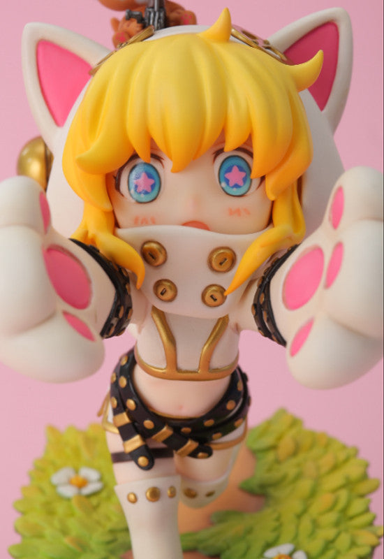 SD - TYPE FIGURE OF KRITIKA SERIES KNK Enter NO.1 RIPPER WHITE PUSS VER.