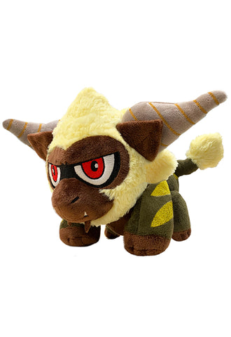 MONSTER HUNTER CAPCOM Monster Hunter Chibi plush toy Rajang