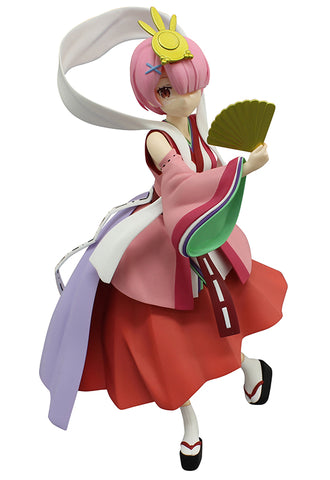 Re:ZERO -Starting Life in Another World- FURYU SSS FIGURE Fairy Tale Ram Princess Kaguya