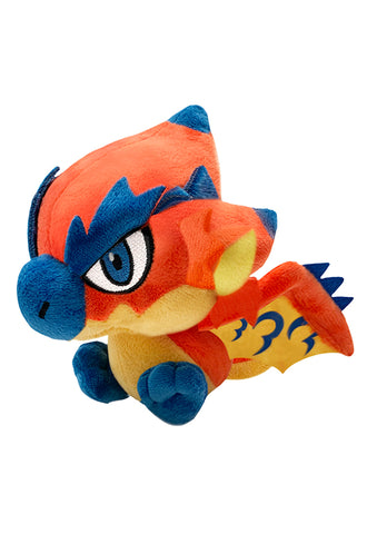 MONSTER HUNTER CAPCOM Monster Hunter Chibi plush toy Rathalos