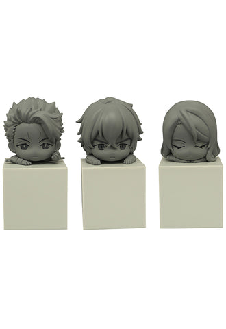 Fate Grand Order Divine Realm of Round Table:Camelot FURYU Hikkake Figure set (Gawain/Lancelot/Tristan)