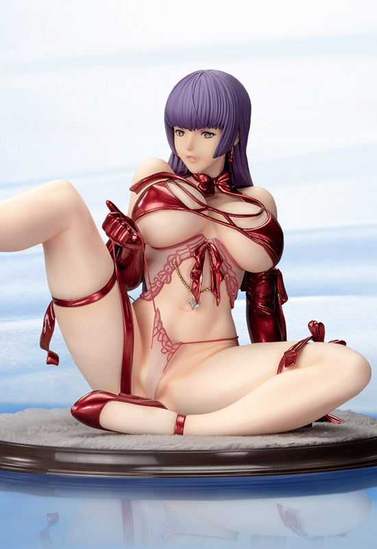 Rei Homare Art Works LECHERY Kanokogi Kuon Metal Red ver.