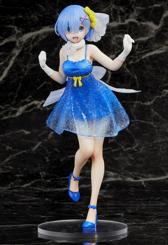 Re:Zero − Starting Life in Another World Taito Precious Figure Rem ~Clear Dress ver~