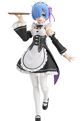 346 Re:ZERO -Starting Life in Another World- figma Rem (Re-run)