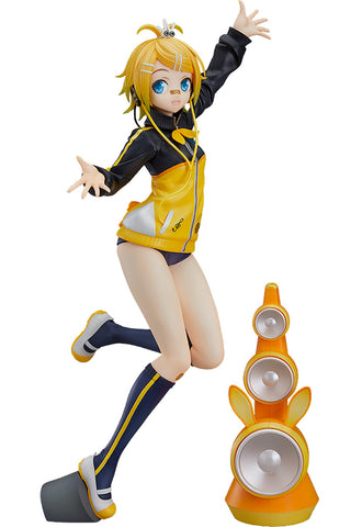 Hatsune Miku -Project DIVA- F 2nd Max Factory Kagamine Rin: Stylish Energy R Ver.