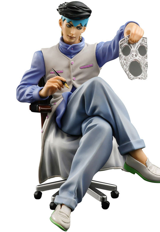 JoJo's Bizarre Adventure: Diamond is Unbreakable Di molto bene Rohan Kishibe Memo Holder Second Color