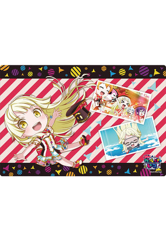 BanG Dream! Garupa☆Pico Bushiroad Rubber Play Mat Collection Vol.400 BanG Dream! Garupa☆Pico『Kokoro Tsurumaki』