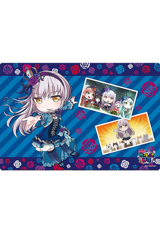 BanG Dream! Garupa☆Pico Bushiroad Rubber Play Mat Collection Vol.399 BanG Dream! Garupa☆Pico『Yukina Minato』